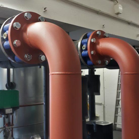 Rohr Stahlbau Karl Henrich Stahl- und Rohrleitungsbau GmbH